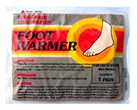 Mycoal foot warmers - 5 PAIRS