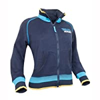 Suzuki Rizla ladies track top- navy