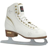 Lake Placid Alpine 800 Womens Figure Ice Skates UK 6