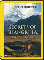 Secrets of Shangri-La: Quest for Sacred Caves [DVD] [Region 1] [US Import] [NTSC]