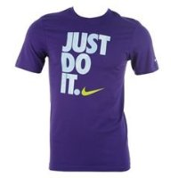 Nike Just Do It Outsole T Shirt Mens