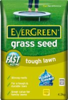 EverGreen Tough Grass Seed 140 sq m Bag