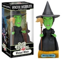 Wizard of Oz Bobble Head - Wicked Witch Wacky Wobbler