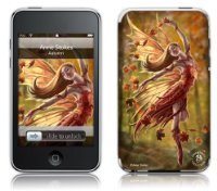 MusicSkins Anne Stokes - Autumn for Apple iPod touch (2nd/3rd Generation)