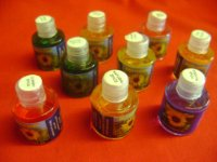 Set of 9 x 10ml Spice Scented Fragrance Oil