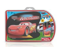 Cars Gift Pack Includes Optical Mouse and Mouse Mat
