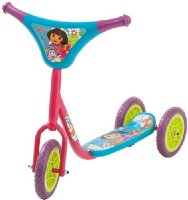 Dora the Explorer 3 Wheel Scooter