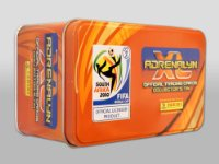 2010 World Cup Adrenalyn XL Trading Card Tin