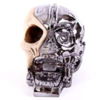 Robot Skull Money Box