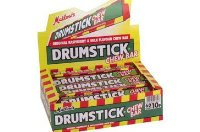Drumstick Chew Bars box of 60