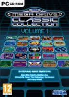 SEGA Mega Drive Classic Collection (PC DVD)