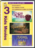 Snow White & Red Riding Hood & Emperor's New Cloth [DVD] [Region 1] [US Import] [NTSC]