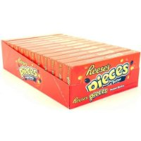 Reeses Pieces Big Box 113g (Pack of 12)