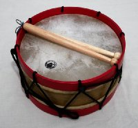 Children's Marching drum - Perfect for the drummer boy