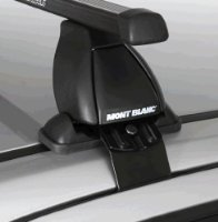 MONT BLANC CLASSIC ROOF BAR SYSTEM TO FIT DAIHATSU TERIOS 5DR 4X4 2006