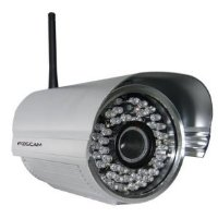 FOSCAM Silver FI8905W Outdoor IP Camera (6mm lens) - UK