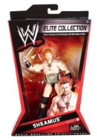 WWE Mattel Elite Series 8 Sheamus Wrestling Action Figure