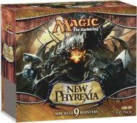 MTG FATPACK NEW PHYREXIA BRAND NEW AND SEALED