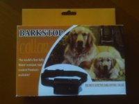 Stop Dog Barking - Static Shock Anti Bark Collar with Variable Sensitivity Control - Peace and Quiet for Self and Neighbours - 95% Effectiveness - Money Back Guarantee