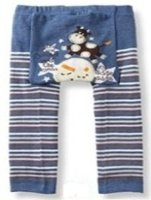 "Baby / Toddler Leggings , Trousers - ""Cow jumped over the moon"" 12-24 months"