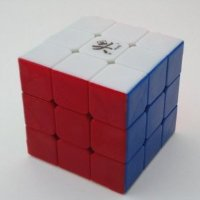EiioX Dayan 4 lunhui 3x3 Speed Magic Cube 6-Color