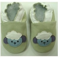 Suede Baby Shoes Sheep 12-18 months