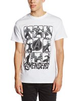 Marvel Men's Avengers Age Of Ultron T-Shirt