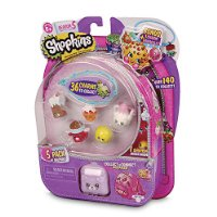 Shopkins HPK41000 Series 5 in CDU (Pack of 5)