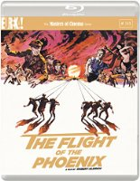 The Flight of the Phoenix (1965) (Masters of Cinema) (Blu-ray)