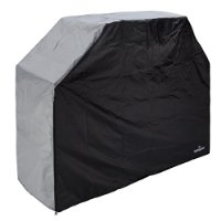 Savisto Large Fitted All Weather Barbecue Grill Cover - 117 x 145 x 61cm - Waterproof / UV Protection